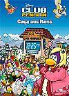 Capa do livro Caça aos Itens - Club Penguin, Disney