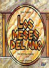 Capa do livro Los Meses del Año - Una Leyenda Romana (em espanhol), Amir Piedade