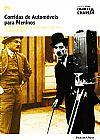 Capa do livro Corridas de Automóveis Para Meninos - Col. Folha Charles Chaplin Vol. 19 (capa dura / com DVD), Cássio Starling Carlos