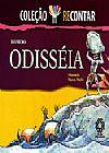 Capa do livro Odisséia - Col. Recontar, Marcos Maffei