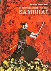 Capa do livro O Sétimo Suspiro do Samurai, Eric Adam