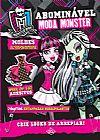 Capa do livro Monster High - Abominável Moda Monster, Editora DCL