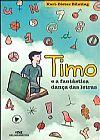 Capa do livro Timo e a Fantástica Dança das Letras, Karl-Dieter Bunting