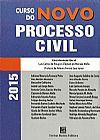 Capa do livro Curso do Novo Processo Civil, Vários autores