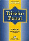 Capa do livro Direito Penal P. Geral - Estrut. Crime 3ed, Fernando de Almeida Pedroso