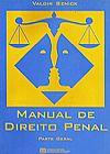 Capa do livro Manual de Direito Penal, Valdir Sznick