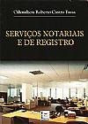 Capa do livro Serviços Notariais e de Registro, Odemilson Roberto Castro Fassa