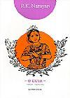 Capa do livro O Guia, R. K. Narayan