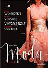 Capa do livro Coleção Folha Moda de A a Z - Vol. 22 - Van Noten, Versace, Viktor & Rolf, Vionnet, Folha de São Paulo