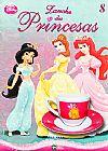 Capa do livro Col. Disney Princesas - Lanche das Princesas 8 (Xícara com pires), Roberto Civita