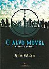 Capa do livro O alvo móvel e outros contos, Jaime Rotstein