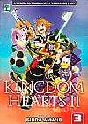 Capa do livro Kingdom Hearts II - Vol. 3, Shiro Amano