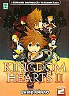 Capa do livro Kingdom Hearts II - Vol. 2, Shiro Amano
