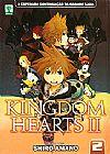 Capa do livro Kingdom Hearts II - Vol. 2, Shiro Amano