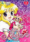 Capa do livro Disney Princesa Kilala - Vol. 1 (Mangá), Rika Tanaka