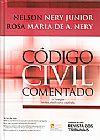 Capa do livro Código Civil Comentado - 11ª Ed., Nelson Nery Junior, Rosa Maria de A. Nery