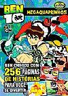 Capa do livro Ben 10 - Megaquadrinhos Nº 1, Cartoon Network