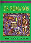 Capa do livro Os Romanos - Fatos, Histórias, Atividades, Peter Chrisp