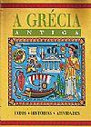 Capa do livro A Grécia antiga - Fatos, Histórias, Atividades, Robert Nicholson