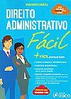 Capa do livro Direito Administrativo Fácil, Wander Garcia