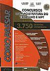 Capa do livro Como Passar em Concursos da Magistratura, Wander Garcia