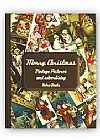 Capa do livro Merry Christmans - Vintage Pictures and advertising, Retro Books Team