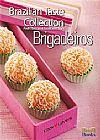 Capa do livro Brazilian Taste Collection - Brigadeiros, André Boccato, Equipe CookLovers