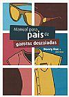Capa do livro Manual para Pais de Garotas Descoladas, Nancy Rue, Jim Rue