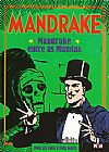 Capa do livro Mandrake - Mandrake entre as Múmias, Lee Falk, Phil Davis