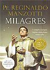 Capa do livro Milagres, Pe. Reginaldo Manzotti