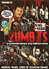 Capa do livro Almanaque dos Zumbis - O estranho mundo dos Mortos-Vivos, Fernanda Oz