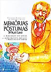 Capa do livro Memórias Póstumas De Brás Cubas, Machado de Assis