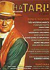 Capa do livro Hatari! 1 - Revista de Cinema - Dossiê Western, Vários Autores