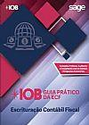 Capa do livro IOB - Guia Prático da ECF - Escrituração Contábil Fiscal, EQUIPE TÉCNICA IOB