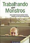 Capa do livro Trabalhando Com Monstros, John Clarke