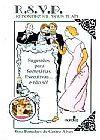 Capa do livro R.S.V.P - Sugestões para Secretárias Excecutivas e... nao só!, Rina Bonadies de Castro Alves