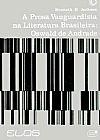 Capa do livro Prosa Vanguardista na Literatura Brasileira: Oswald de Andrade, Kenneth D. Jackson