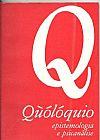 Capa do livro Quoloquio - Epistemologia e Psicanálise, Vários Autores