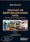 Capa do livro Tratado De Responsabilidade Civil - Doutrina E Jurisprudência (Tomo I) e (tomo II), Vários Autores