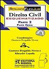 Capa do livro Direito Civil Esquematizado - Parte 2 - Parte Geral, Gustavo Bregalda Neves e Kheyder Loyola
