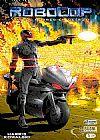 Capa do livro Robocop - Viver e Morrer em Detroit, Harris Kowalski