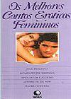 Capa do livro Os Melhores Contos Eróticos Femininos, Lee Lesser