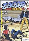 Capa do livro Zagor Extra nº 45 - O Homem Pintado, Bonelli Comics
