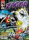 Capa do livro Zagor nº 92 - A Vila Espíritos, Bonelli Comics