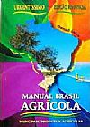 Capa do livro Manual Brasil Agricola, Antonio Formazieri Junior