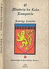Capa do livro O Mistério do Leão Rampante, Rodrigo Lacerda