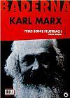Capa do livro Baderna - Teses Sobre Feuerbach, Karl Marx