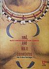 Capa do livro Ymã, Ano Mil e Quinhentos - Relatos e Memórias Indígenas Sobre a Conquista, Paulo Humberto Porto Borges