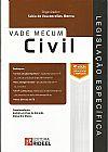 Capa do livro Vade Mecum Civil - 4ª Ed., Vários Autores