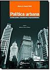 Capa do livro Política Urbana, Bruno de Souza Vichi
